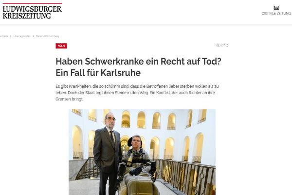Sterbe Human Sterbehilfe Harald Mayer Link